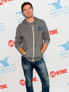 Mark Duplass keeps it cool and casual at the Nantucket Film Festival in Massachusetts. 2014