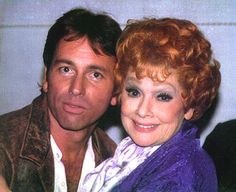 Lucille Ball and John Ritter - great comedy