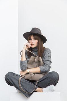 Fashion Inspiration | Grey Style
