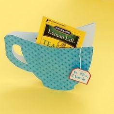Teacup favors