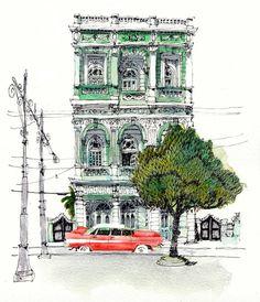 Cuba by Chris Lee
