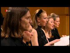 Part II: Chorale: Wenn ich einmal soll scheiden (J.S. Bach, Mathew Passion) - YouTube