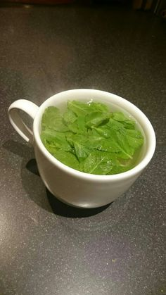 Fresh Mint Tea, Healthy Drinks, Healthy Recipes, Coffee Shake, I Love Chocolate, Food Pictures, Food Inspiration, Love Food, Clean Eating