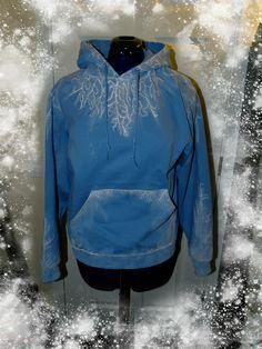 Jack Frost hoodie by starlit-creations.deviantart.com