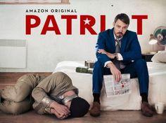 Amazon Original Patriot geht in die zweite Runde - http://aaja.de/2owcYXj
