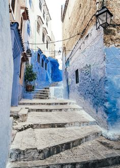 Marocko Journal: Chefchaouen The Blue City - Nicoline s Journal Blue City, Beautiful World, Morocco, Journal, Places, Journal Entries, Lugares