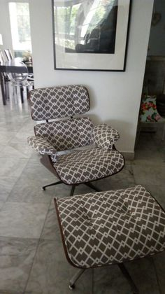 My revisited Eames Chair