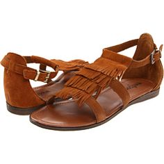 Minnetonka - Maui.  Just ordered these off of zappos & I got the last pair!!