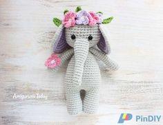 Unknown Designer-Cuddle me elephant-Free -