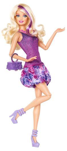 Barbie - Fashionistas: muñeca (Mattel )