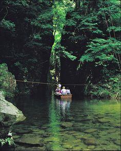 三段峡を散策されるみなさんへ 安芸太田ナビ 安芸太田町観光協会