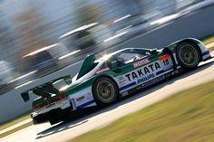 2007 Dome Racing Honda / Takata NSX-GT