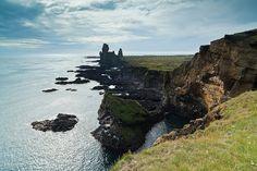 Lóndrangar in Snæfellsnes   Flickr - Photo Sharing! Iceland