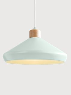 Albert Pendant Lamp, in Duck Egg Blue. Add a touch of Scandi Style to your home…