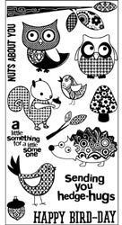 Patchwork Pals - Clear Stamps