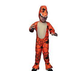 DisfracesMimo, disfraz de dinosaurio tiranosaurio infantil 1 a 2 años. Será invadidada por un adorable animal escapado de la película jurassic park . En las fiestas de Carnaval, Halloween, Fiestas de disfraces