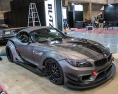 Varis GT Style Wide Body Kit BMW E89 Z4 09-15