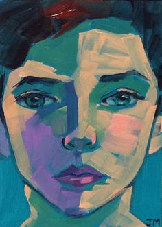 Jessica Miller Paintings: Portraits for Holiday Gifts