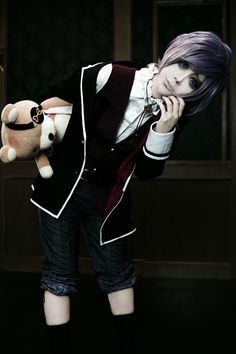 Paifon Kanato Sakamaki Cosplay Photo - WorldCosplay