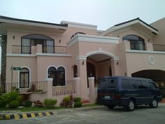 house for sale tagaytay philippines Home Design Plans, Home Interior Design, Tagaytay Philippines, House Design Drawing, Philippines House Design, Philippine Houses, House Built, House Plans, Mansions
