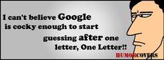 Psychic Google.