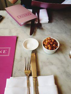 Prune, east village, NYC - 1st St. near 1st. Ave. - chef Gabrielle Hamilton