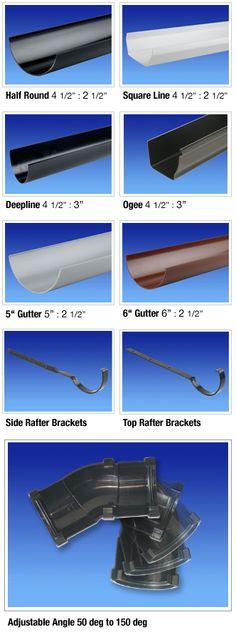 Gutters and Ladders GLM Group Fascias, soffits, cast iron gutter, aluminium gutter, Osma,