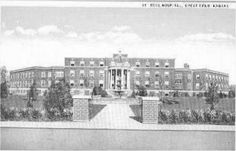 St. Rose Hospital, Great Bend, KS where I was born.