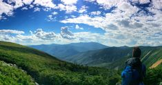 White Mountain National Forest - New Hampshire #hiking #camping #outdoors #nature #travel #backpacking #adventure #marmot #outdoor #mountains #photography