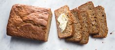 Our Favorite Banana Bread- Hero / Photo by Chelsea Kyle, food styling by Rhoda Boone