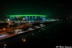 Wolfsburg Wolksvagen Arena Stadion 2, Niedersachsen, Deutschland