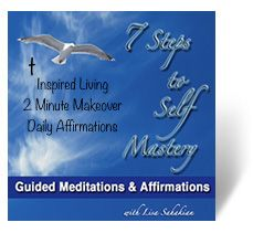 Coming now!   Inspired Living 2 Minute Make-Over Daily Affirmations Order yours today! Contact: lisa@inspiredlivingwithlisa.com
