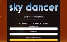 Sky Dancer Unlimited Coins Online Hack and Cheats http://aifgaming.net/sky-dancer-online-hack-cheats/