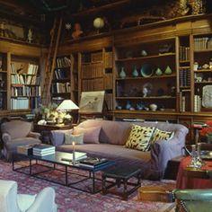 Living space by Axel Vervoordt