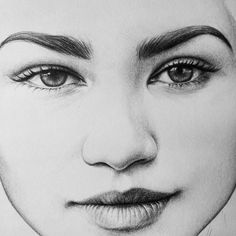 Fornasetti-esque _ #SketchingSeason _ Zendaya Closeup _ @zendaya #sketch #sketchbook #drawing #pencil #model #artfido #artassistant #beauty #art #portrait #zendaya #graphite #artlife #illustration #realism #eyes #fashionillustration