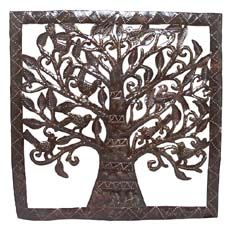 Cut Metal Tree of Life