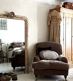 Country Interior Scandinavia - something similar if I ever have a store of my own.