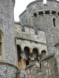 Windsor Castle - Castles, Palaces and Fortresses
