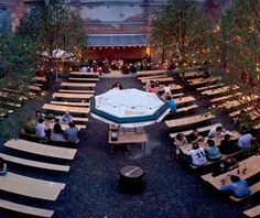America's Best Beer Gardens: Frankford Hall, Philadelphia