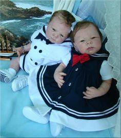 LovaBelle Babies - LovaBelle Nursery Caucasion Babies