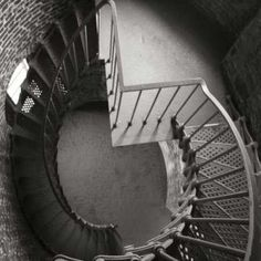 Lighthouse Stairs IV