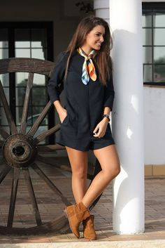 IT GIRLS - IT Girls by ITShoes.com Shoe Story, Ideias Fashion, Street Style, Shirt Dress, Boho, Leather, Shirts, Sandals, Dresses