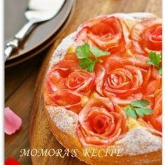 リンゴ1個とホットケーキミックスで簡単お菓子♪華やか薔薇りんごケーキ炊飯器でもOK♡母の日や記念日に+by+*ももら*さん+ +レシピブログ+-+料理ブログのレシピ満載! +こんばんは・゚*☆いつも来てくださってありがとうございます(*^-^*)今日からゴールデンウィーク関係ある方もない方もいらっしゃると思いますがこの時期は車が混みます~+私も、帰ろうか両親と京都で落ち...