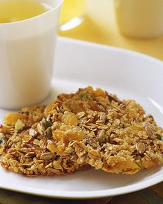 Quinoa Breakfast Bar