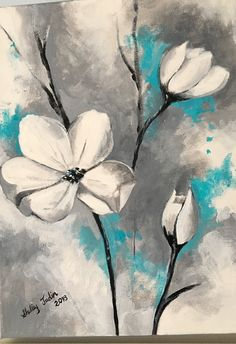 Acrylic Artwork, Acrylic Painting Canvas, Acrilic Paintings, Paisley Art, Spring Painting, Diy Canvas Art, Home And Deco, Painting Inspiration, Painting & Drawing