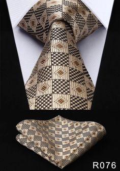 Pocket Square Styles, Tie And Pocket Square, Pocket Squares, Mens Ties Crafts, Brown Tie, Tie Pattern, Tie Styles, Tie Set, Wedding Men