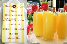 Classic Events By Kris: Mother's Day Brunch Ideas
