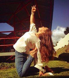 Abhyasa Yoga Costa Rica #ustrasana variación