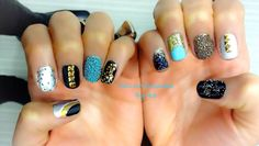 Uñas portada carrusel Nail Art, Nails, Beauty, Carousel, Fingernail Designs, Cover Pages, Colombia, Finger Nails, Beleza