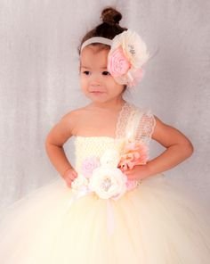 Hope to win this contest♡ My Beautiful Daughter, Flower Girl Dresses, Peach, Ivory, Wedding Dresses, Modeling, Pink, Collection, Design